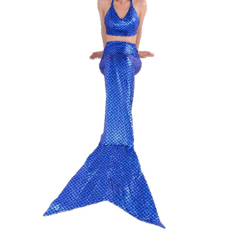 escamas de pescado de la sirena colas para nias disfraces de halloween para nios cosplay del