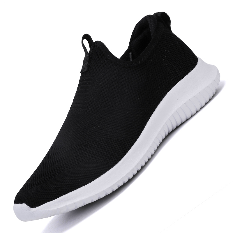 2019 Spring Men Shoes Slip On Men Casual Shoes Lightweight Comfortable Breathable Couple Walking Sneakers Feminino Zapatos