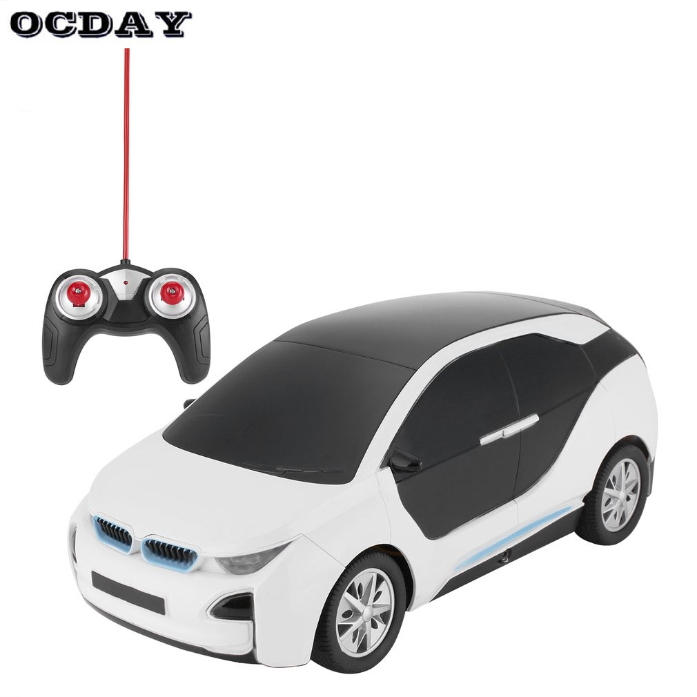 1:18 RC Cars Electric Toy Radio Remote Control Car With 3D Lights Vehicle Toys for Children Boys New Year gifts Free Shipping f1 remote control cars remote control cars children s toy car gifts for children