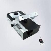 1500W With DMX512 Smoke Machine Remote DMX512 Stage Fog Machine Professional Stage Machine DJ
