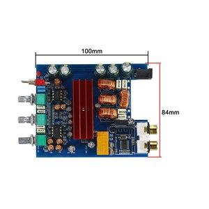 Image 4 - Placa amplificadora Bluetooth portátil TPA3116 100W * 2 TPA3116D2 2,0, amplificador Digital con ajuste de preamplificador para coche, uso doméstico, RCA DC24V