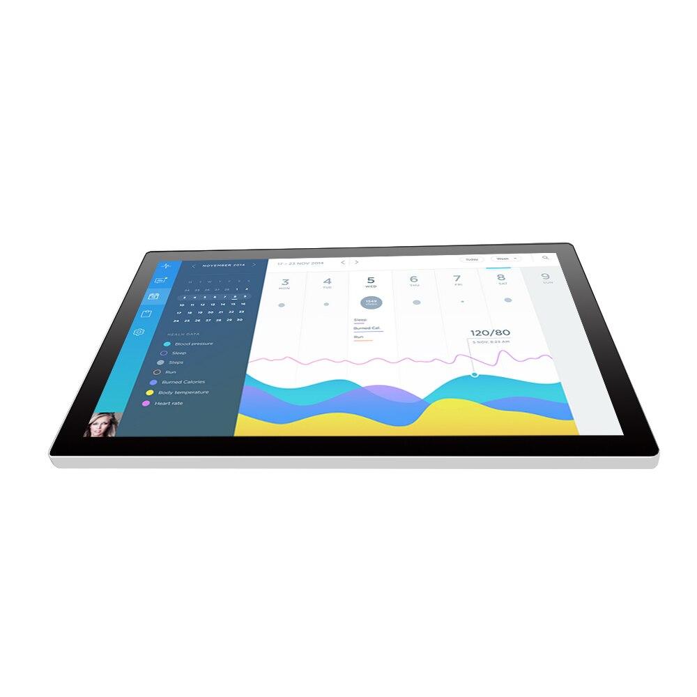 21.5 Inch Intel Core I7-4790 Quad Core Multi-Touch All In One Panel PC