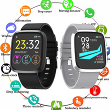 2019 watch Smart Watch For Andriod,IOS 1.33 Full Touch Screen IP67 25 days Standby 7 Sport Modes Metal Unibody PK Q9