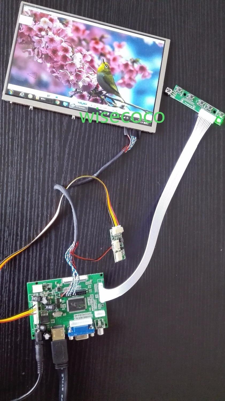 For Raspberry Pi 1280*800 IPS 8.2 inch LCD Screen Display Driver Control Board 2AV HDMI VGAFor Raspberry Pi 1280*800 IPS 8.2 inch LCD Screen Display Driver Control Board 2AV HDMI VGA