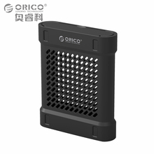 ORICO 3.5 SATA Hd Box HDD Hard Disk Drive SSD Case USB High Speed External Enclosures Protective Box Storage For Mac OS Windows