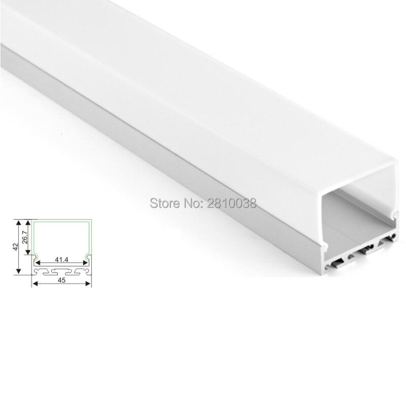 10 X1 M կոմպլեկտներ / Lot T3-T8 ալյումինե - LED լուսավորություն - Լուսանկար 3