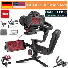 ZHIYUN кран 3 лаборатории 3 оси Беспроводной FHD передачи изображения Камера стабилизатор для sony A7M3 A7R3, canon 1DX II 6D, Nikon D850 DSLR