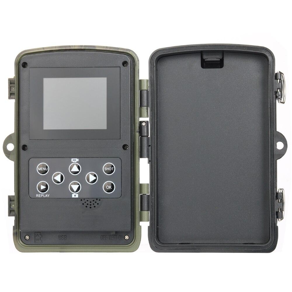 câmeras visão noturna armadilha câmeras infravermelhas rastreamento
