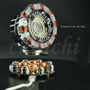 Image 1 - Kỹ thuật số maglev 5 V điện, tải nặng bay lên từ, hiệu quả tiết kiệm điện năng stark Công Nghệ 500g