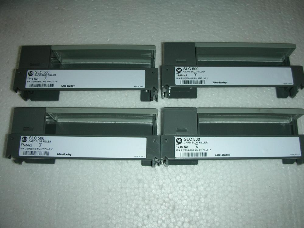 все цены на  1PC USED AB PLC 1746-N2  онлайн