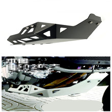 BJ502 Benelli TRK502 Under Fender Mudguard Fairing Protection Stainless Steel Motorcycle Engine Guard Cover(China)