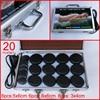 HOT 20pcs Set Body Massage Stones Ysgyp Nls With Heater Box