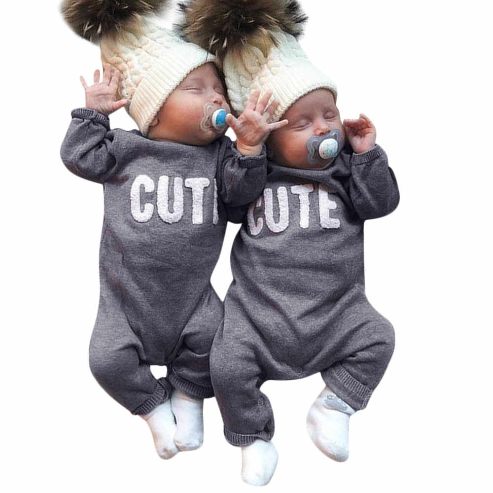 99267f581 Detail Feedback Questions about Newborn Baby Clothes Cartoon Baby Rompers  Long Sleeve Baby Girls Clothing Spring Baby Boy Jumpsuits Roupas Bebes  Infant ...
