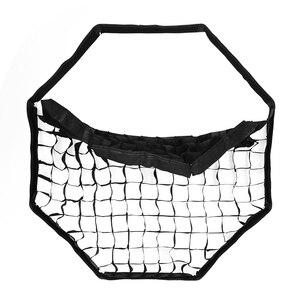 "Image 4 - Godox Tragbare 120 cm/47 ""Regenschirm + Honeycomb Grid Foto Softbox Reflektor für Flash Blitzgerät"