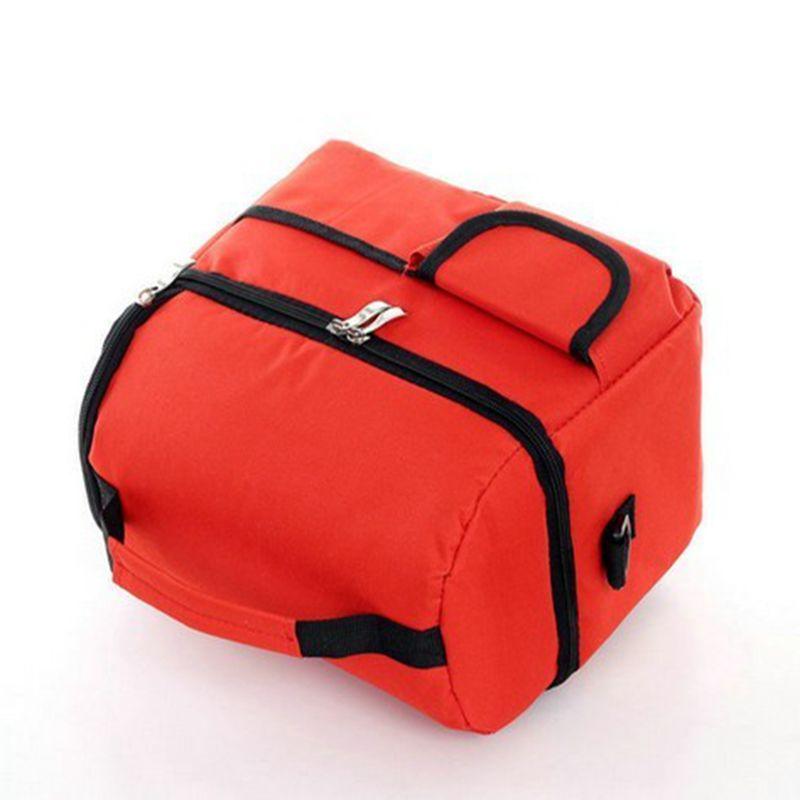 3-Color DoubleThick ice Pack Cooler Bag / Lunch Bag / Package Fresh / Frozen Bag Summer Essential