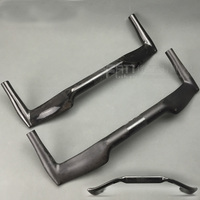 New Arrival Full Carbon Rest Handlebar TT Style Handlebar Road Bicycle 31 8 400 420 440mm