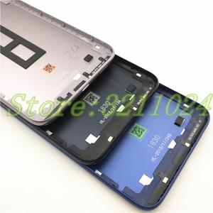 Image 5 - Ban đầu Dành Cho Asus Zenfone Max M2 ZB633KL Lưng Pin Với mặt chìa khóa + Kính Cường Lực Phía Sau Pin Cửa nhà ở + Logo