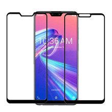 Tempered Glass For Asus Zenfone Max Pro M2 M1 ZB631KL ZB633KL ZB602KL B555KL 3 4 Max ZC520TL ZE520KL ZC554KL Live L1 Film Glass(China)