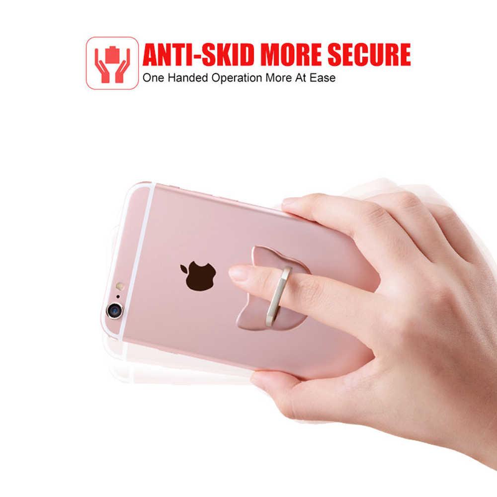 ZLNHIVนิ้วมือCase for Mobile Phone Portable Universal Phone Holder Phone Standัวป๊อปติดมือถือที่ติดหลังมือถือ (สำหรับโทรศัพท์Gripอุปกรณ์เสริมโทรศัพท์มือถือMountโทรศัพท์สมาร์ทโฟนรอบโทรศัพท์มือถือ