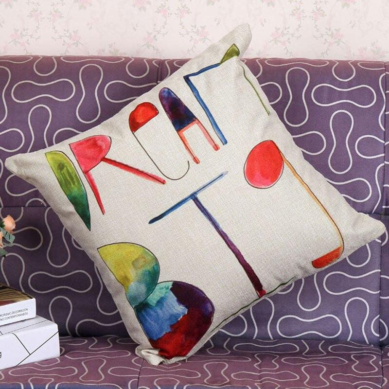 Popular Alphabet Pillow-Buy Cheap Alphabet Pillow lots from China Alphabet Pillow suppliers on ...