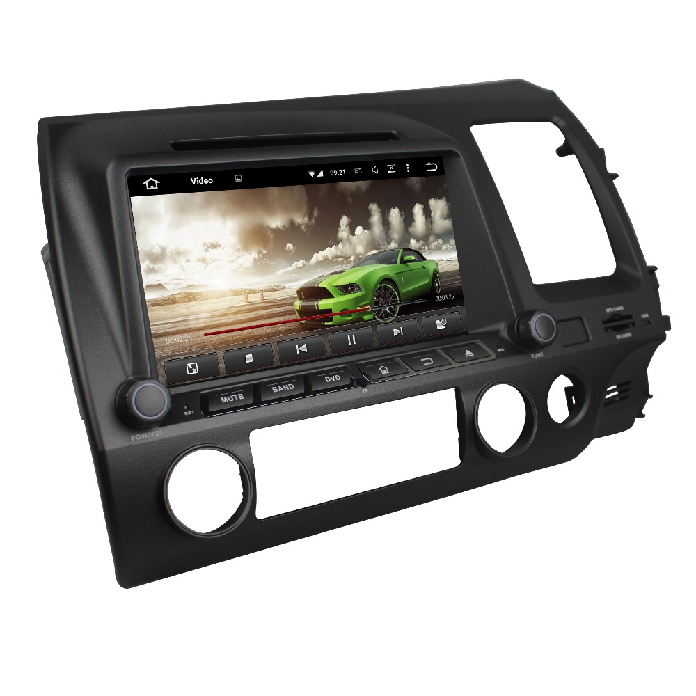 Octa Core 2 din 8 Android 6 0 font b Car b font DVD GPS for