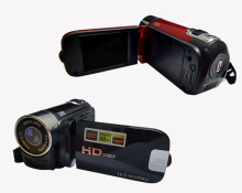 "Portable DVR Digital Video Camera 720P DV 16MP 2.7"" TFT LCD Video Camcorder Camera"