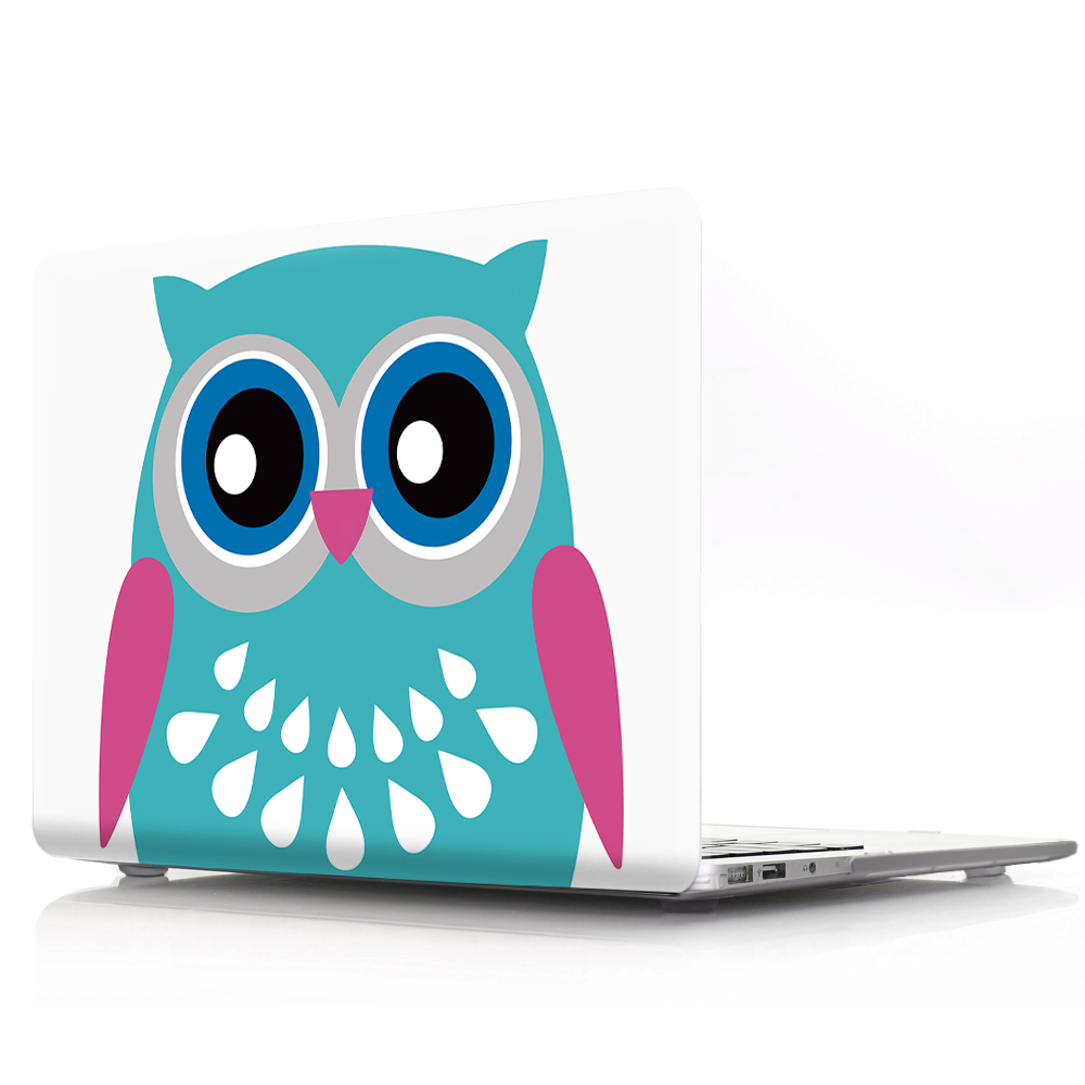 Animal Retina Shell Case for MacBook 54