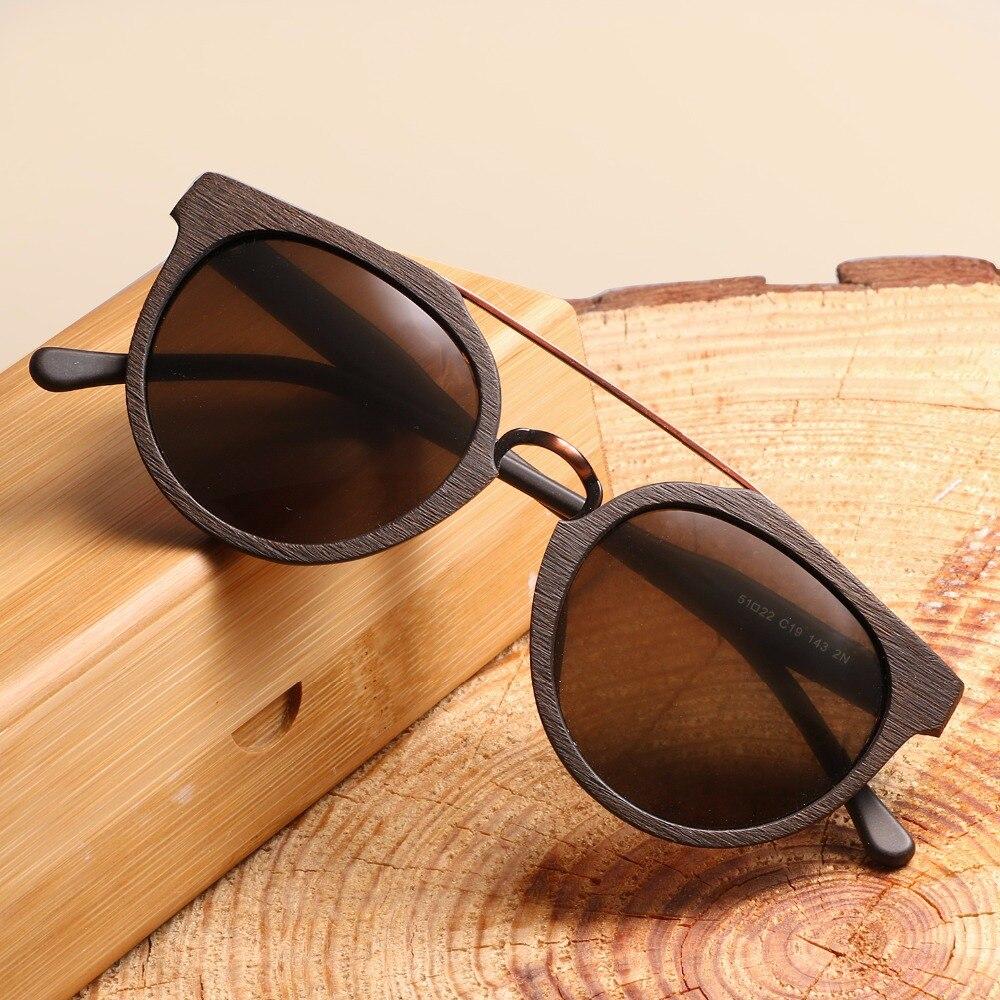 Nuevo diseño Vintage acetato gafas de sol para hombres/mujeres