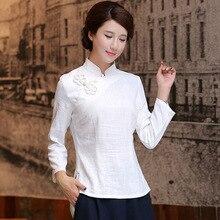 Linen national Women's top
