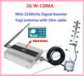 Mejor precio! Teléfono Móvil 3g Repetidor Amplificador de Señal, Pantalla LCD Repetidor de Señal WCDMA 2100 Mhz 3G, Quliay alta 3g Repetidor Amplificador