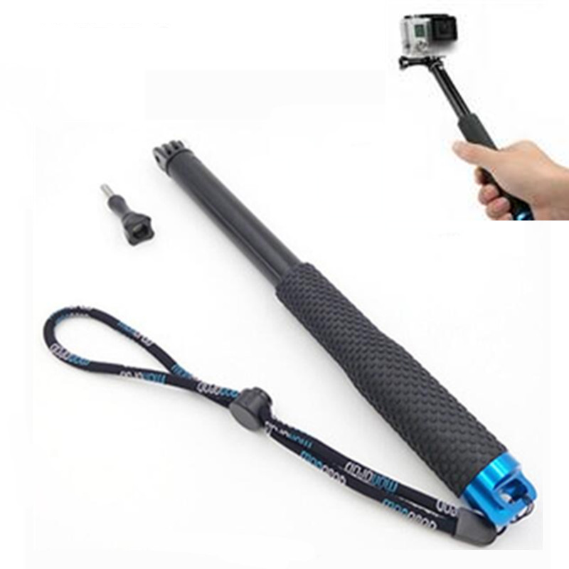 sj4000 tripod monopod for xiaomi yi 2 4k handheld palo selfie stick for gopro. Black Bedroom Furniture Sets. Home Design Ideas