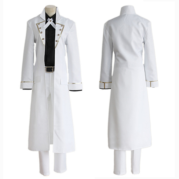 78b65ede20f New Anime K RETURN OF KINGS Isana Yashiro Cosplay Adult Costumes White  Coat+Pants+T shirt Halloween Costumes for Women S XL-in Anime Costumes from  Novelty ...