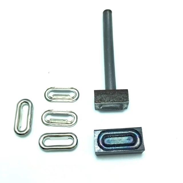 Oval Grommet Tool(20mm, 30mm), Oval Eye Tool, Grommer Eyelet Setter, Oval Eyelet Setting Tools