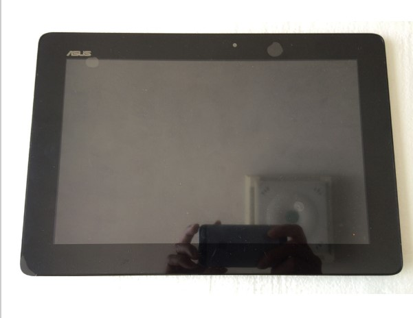 Used parts LCD Display Monitor + Touch Screen Panel Digitizer Assembly + Frame For Asus MeMo Pad Smart ME301 ME301T K001 TF301T new 10 1 inch case for asus memo pad smart me301 me301t 5280n fpc 1 touch screen digitizer lcd screen display with frame