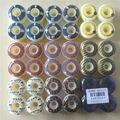 2016 4 pçs/set Pro 50mm 51mm 52mm Marca wheelsSkateboard EUA Rodas Rodas MENINA cor mudou Ruedas Patines Rodas De Skate de plástico