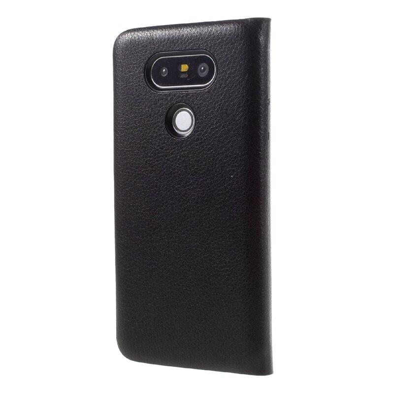 LG5 / G5SE غطاء واقي بي يو جلدي لاجهزة 2