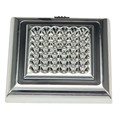 12V 42 LED White Car Vehicle Indoor Roof Ceiling Lamp Interior Decorative Square Dome Light Car Styling ME3L