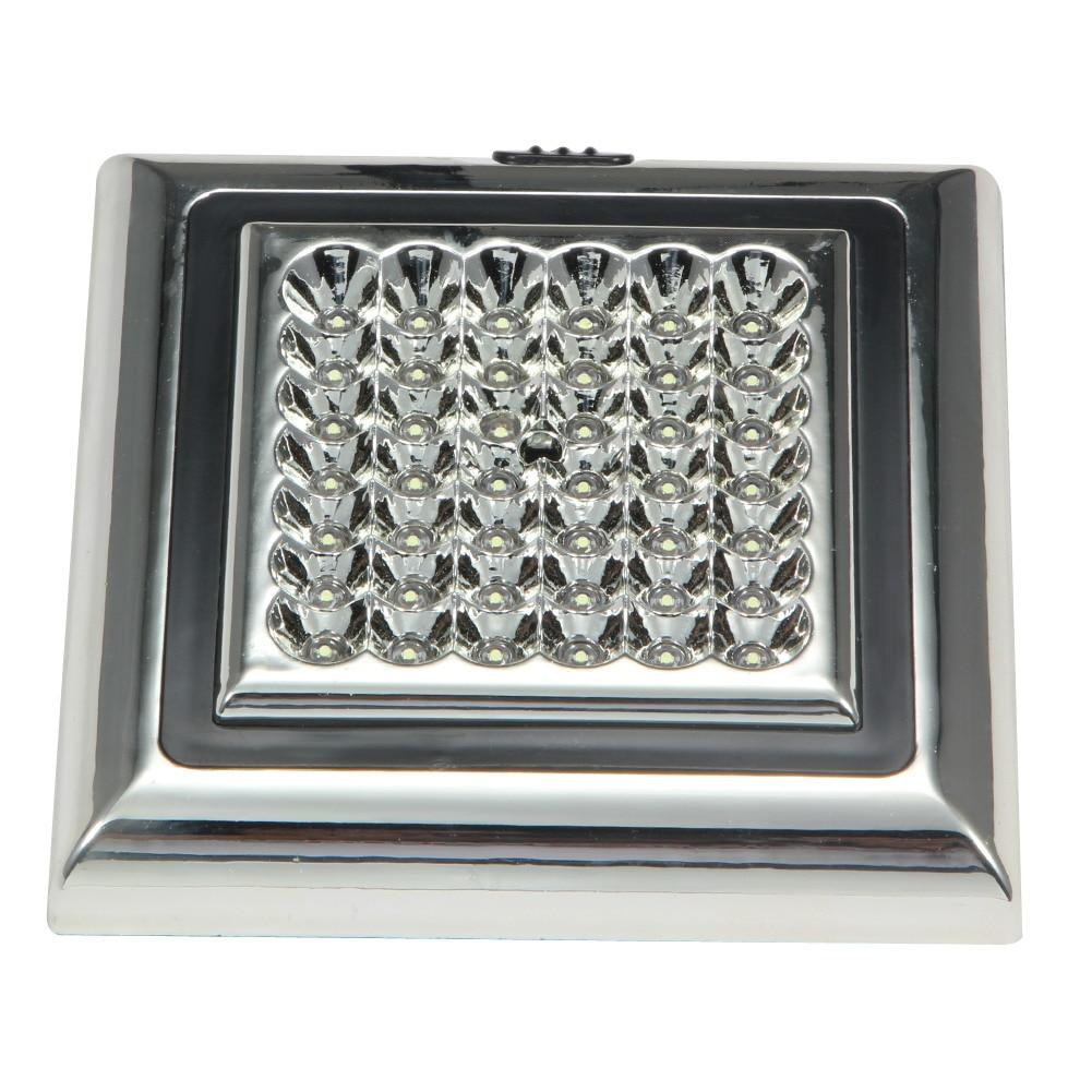 12V 42 LED бял автомобил за автомобил на - Автомобилни светлини - Снимка 1