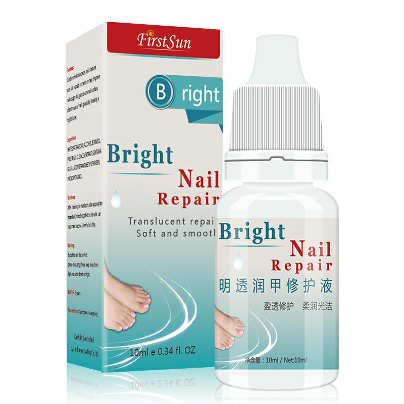 Firstsun 10ml Fungal Treatment Of Nails Essence Nail Foot Whitening Toe Mushroom Removal Foot Nail Care Gel For Onychomycosis T1