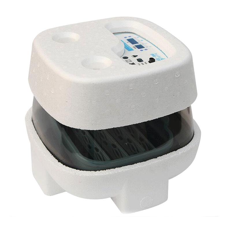 Птицы перепелиный голубь аппарат для искусственного высиживания яиц автоматический Флип двойной мощности инкубатор яиц 220 В куриный Брудер сельскохозяйственное оборудование - 5