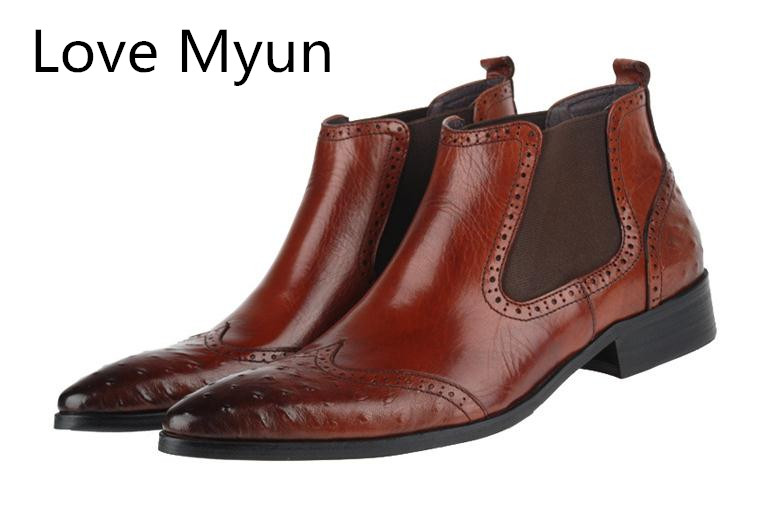 Compare Prices on Mens Designer Dress Boots- Online Shopping/Buy ...