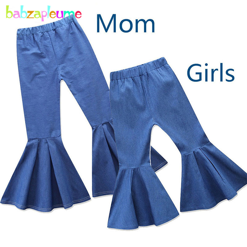 Mom And Baby Little Girls Matching Clothes Mother Daughter