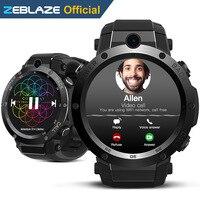 New Zeblaze Thor S 3G GPS Smartwatch 1 39inch Android 5 1 MTK6580 1 0GHz 1GB