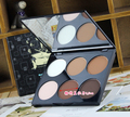 Bronceador Highlighter Aurelife 6 Colores mate paleta Maquillaje Polvos Base set maquillaje