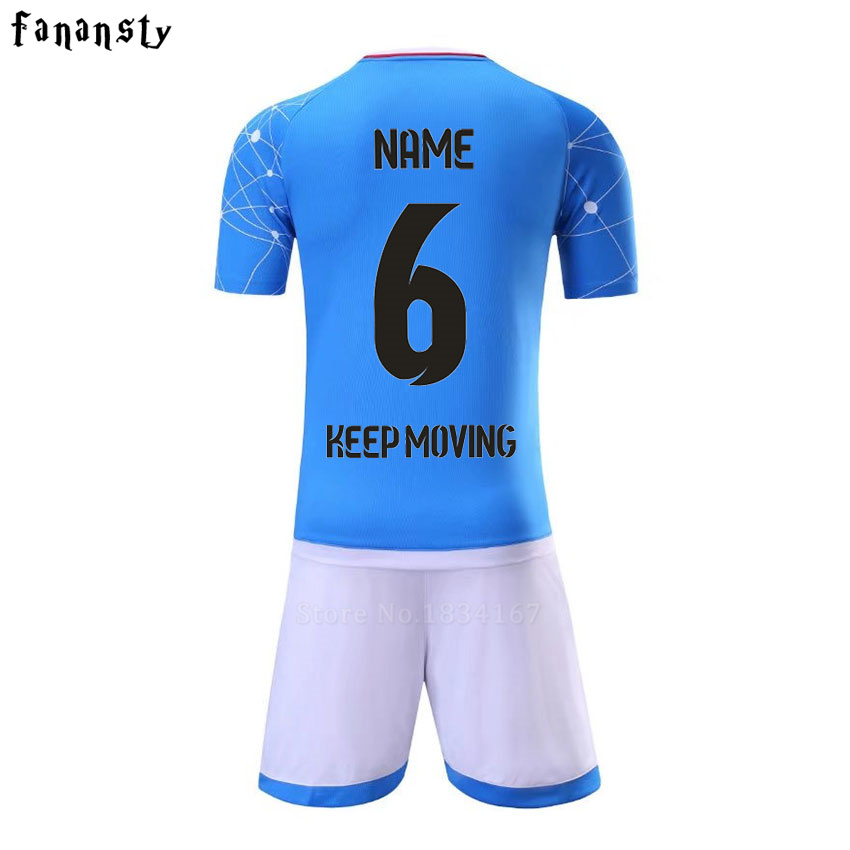 Custom Football Uniforms Men Breathable Cheap College Soccer Uniforms Training Suits DIY Soccer Jerseys 2017 New
