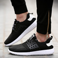 Size 39-44 Mens Comfortable Breathable Mesh Shoes 2016 Fashion Casual Nets Cool Flats Men Shoes Lightweight Men Casual Shoes