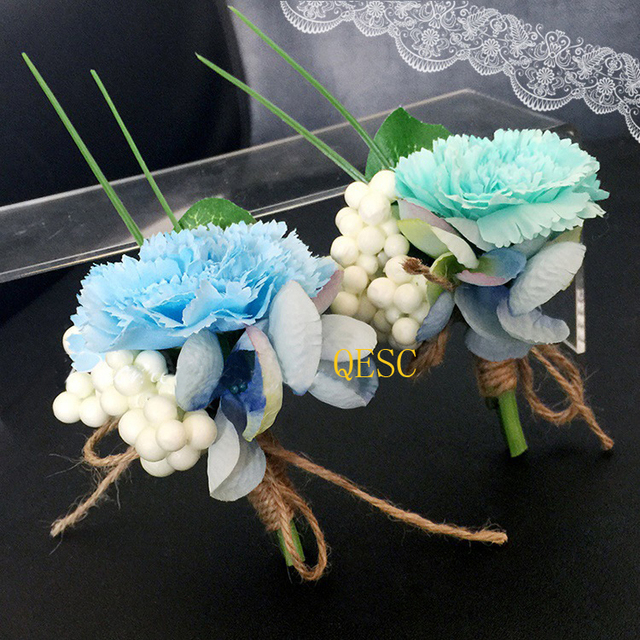 Blue silk flower diy sinamay fascinator bridal fascinator hand made blue silk flower diy sinamay fascinator bridal fascinator hand made flower corsage dress clothes bag mightylinksfo