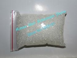 Бесплатная доставка итальянский Кератиновый клей зерна 100 г/упак. кератиновая клеевая гранула белого цвета для I tip/U-tip волос