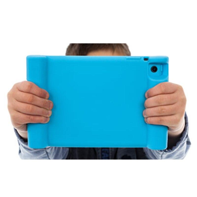 Uşaqlar Uşaq Geli Yumşaq Rezin Silikon Şok Proof Qutusu Qoruyucu - Planşet aksesuarları - Fotoqrafiya 2