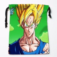 Fl-Q32 New anime Dragon Ball Z #21 Custom Logo Printed  receive bag  Bag Compression Type drawstring bags size 18X22cm 711-#F32